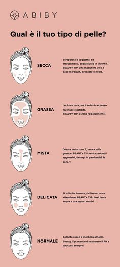 What kind of skin do you have? Discover the most suitable beauty routine for .- Facial beauty routine: mistakes not to be made based on skin type - Beauty Tutorials, Beauty Hacks, Makeup Tutorials, Beauty Care, Beauty Skin, Face Beauty, Korean Beauty Routine, Moisturizer With Spf, Combination Skin