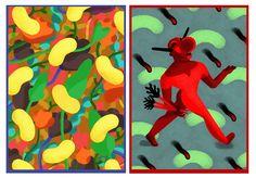www.lilidesbellons.com Character design | colors http://www.behance.net/lilidesbellons