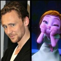 My face every time I see Tom.
