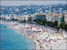 Nice, France -- located on the French Riviera
