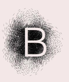 Magnetic Font on Behance