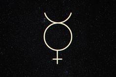 Astrological Symbols That Will Help You Learn More About The Universe And About Yourself Mayan Astrology, Astrology Tattoo, Astrological Symbols, Astrology Chart, Astrology Signs, Mercury Symbol, Mercury Sign, Virgo Symbol, Venus Symbol