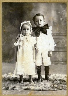 The Little One's...1890
