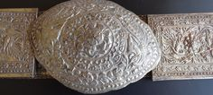 Dayak Antique Silver belts are highly collectible and beautifully worked silver pieces worn by prominent family members, often given as a bride dowry in var Silver Belts, Antique Silver, Antiques, Antiquities, Antique