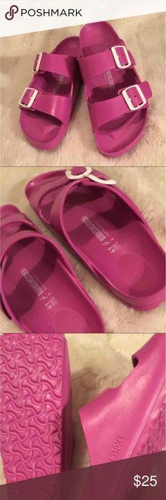 Plastic Birkenstock sandals No flaws Birkenstock Shoes Sandals