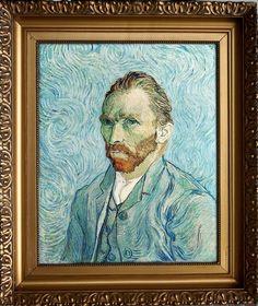 Vincent Van Gogh fez mais de 30 auto retratos em frente ao espelho como método de introspecção, para conseguir dinheiro e melhorar suas habilidades como pintor. Um de seus últimos auto retratos, pintado em setembro de 1889, é objeto de um experimento bastante interessante de Tadao Cern - o mesmo autor da série fotográfica, mostrada aqui no Hypeness, intitulada Blow Job. Editado no Photoshop, Tadao utilizou ferramentas de retoque digital para criar uma versão fotográfica de Van Gogh. O…