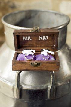 A Homespun Rustic Barn Wedding