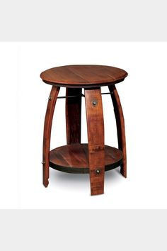 Made From An Oak Barrel