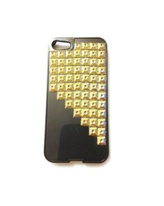Gold Studded iPhone iPhone case White crystals Iphone by StyleCase, $11.99