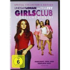 Girls Club - Vorsicht bissig!: Amazon.de: Lindsay Lohan, Rachel McAdams, Tina Fey, Rosalind Wiseman, Rolfe Kent, Mark S. Waters: Filme & TV