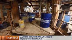 Cleaning Washington, DC's Rivers - sharing the #Weather Channel #Videos
