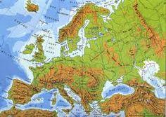 Europa Fisica Cartina Da Stampare.150 Idee Su Geografia 1 Europa Fisica Italia Geografia Attivita Geografia L Insegnamento Della Geografia