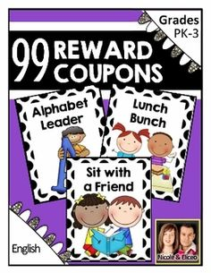 Replace the prize box with these fun classroom management reward coupons! Classroom Coupons, Online Classroom, Preschool Classroom, Classroom Ideas, Kindergarten Behavior, Classroom Behavior Management, Behaviour Management, Student Rewards, Student Behavior