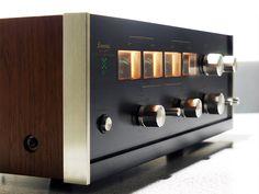 """""""SANSUI - QS-1 Quadro Decoder ,Vintage Audiophile Integrated Amplifier"""" !...  http://about.me/Samissomar"""