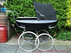Pedigree Valiant I had this in wine colour for my first son who was born in 1957