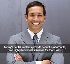 The BEST replacement option for your teeth.
