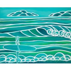 My most favorite artist. Heather Brown from The North Shore