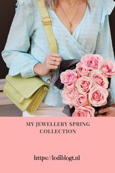 Spring Collection, 2021, My Jewellery, lente, lente collectie, fashion, mode, zomer en lente mode, Spring Collection fashion, lente collectie 2021, lente collectie dames Boho Room, Spring Collection, Bohemian Style, Cool Style, Ruffle Blouse, Van, Inspiration, Outfits, Jewelry