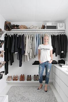 Cómo solucionar nuestros problemas de vestuario cuando decimos No tengo nada que ponerme. Cómo tener un armario de ropa combinable sin gastar muc...