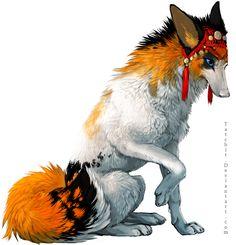 Tatchit fox, Deviantart.