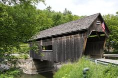 Lincoln Gap Covered Bridge Photograph  - Lincoln Gap Covered Bridge Fine Art Print