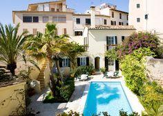 Hotel San Lorenzo pool, Palma City add-on