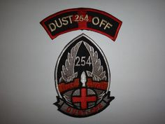 Vietnam War Arc + Patch: US 254th Medical Det. HELICOPTER AMBULANCE DUSTOFF  | Collectibles, Militaria, Vietnam (1961-75) | eBay!