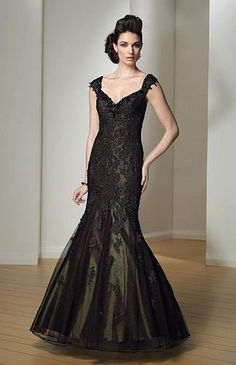 A201 MONTAGE BOUTIQUE SZ 4 CHAMPAGNE $610 PROM FORMAL PARTY DRESS ...