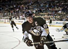 Ccm Pittsburgh Penguins Hockey Pullover Hoodie Navy Blue