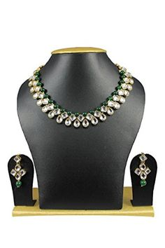VVS Jewellers Green Pearls Indian Bollywood Designer Ethn... https://www.amazon.com/dp/B01J7FNV4U/ref=cm_sw_r_pi_dp_U_x_1c4fBbX1KE11X