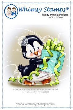 *NEW Penguin Prezzie