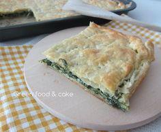 ERBAZZONE http://blog.giallozafferano.it/greenfoodandcake/erbazzone/