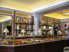 Carette : un célèbre salon de thé à ne pas manquer