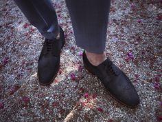 "Finest handmade shoes available at Oxblood Zürich Europaallee 19 www.oxbloodshoes.com  #cordovan #dandy #bogues ""budapester #heinrichdinkelacker #gentleman #zopfnaht #dapper #horween #euroapaallee Men Dress, Dress Shoes, Dandy, Gentleman, Oxblood, Shoe Collection, Loafers Men, Oxford Shoes, Dapper"