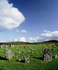 Beaghmore Stone Circles, County Tyrone, Ireland