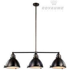 Luminaire suspendu rectangle en métal bronze anthracite avec verres diffuseur blanc givré en dessous. Idéal pour l'îlot, la cuisine ou la salle à manger. Tiges incluses: 2 X 12 pouces + 1 X 6 pouces.