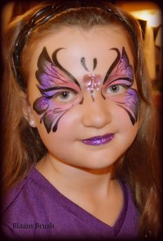 marcella bustamenta face paint - Google Search