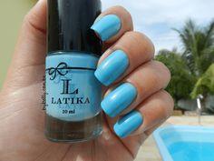 Esmalte Latika Cotton Candy - 10ml