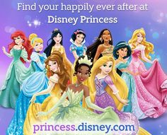 Disney Interactive Launches Disney Princess Portal on Disney.com