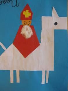 Thema Sinterklaas kleuters | Juf Anke - lesideeën kleuters