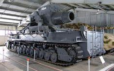 world war 2 hitler secret - Google Search Railway Gun, Self Propelled Artillery, Ww2 Tanks, Military Diorama, World Of Tanks, Big Guns, Military Weapons, Military Equipment, German Army