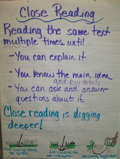 Investigating Nonfiction Part 2: Digging Deeper With Close Reading