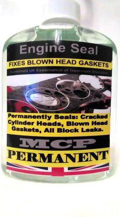STEEL SEAL HEAD GASKET ,,MCP SEALER ,ENGINE BLOCK CYLINDERS HEAD GASKET REPAIRS,