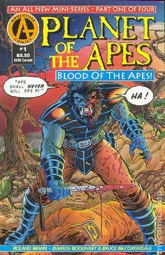 The Ape Nation
