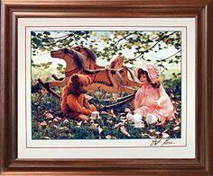 Country Rocking Horse Teddy Bear Doll Wall Decor Mahogany... https://www.amazon.com/dp/B01JLITOWQ/ref=cm_sw_r_pi_dp_x_UIpwybS98H8XH