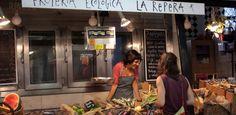 Mercado San Fernando | De leukste markt van Madrid. Alternatief, biologisch en fair trade. In Lavapíes.