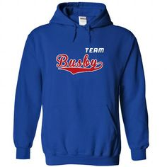 Team Busby - #hostess gift #bestfriend gift. BUY IT => https://www.sunfrog.com/LifeStyle/Team-Busby-tdayxgfpmo-RoyalBlue-22059949-Hoodie.html?68278