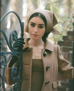 Lily Collins Audrey Hepburn, Lily Collins Style, Human Pictures, Bts Pictures, Phil Collins, Hollywood Celebrities, Beautiful Actresses, Fall Winter, Glamour