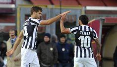 "Juventus, Tevez sceglie Llorente: ""Con Fernando mi trovo meglio"" - http://www.maidirecalcio.com/2014/12/20/juventus-tevez-sceglie-llorente-con-fernando-mi-trovo-meglio.html"