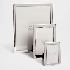 Image of the product Silver frame with rounded edges